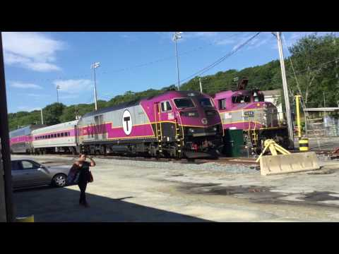 All Aboard! Rockport MBTA Commuter Rail (Part Two)