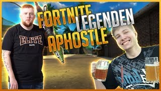 🏆FORTNITE LEGENDEN: APHOSTLE | Fortnite Battle Royale