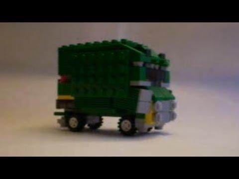Lego Transformers #1 - Quickstop