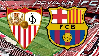 Sevilla vs Barcelona, Copa del Rey Semi-Final, 1st Leg, 2021 - MATCH PREVIEW