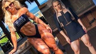 VIVI WINKLER - Biggest Female Legs / Women's Bodybuilding