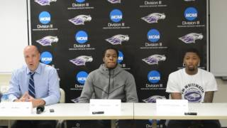 NCAA Division III Men's Basketball Championship, Second Round - UW-Whitewater