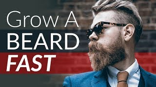 Grow A Great Beard | 3 Men