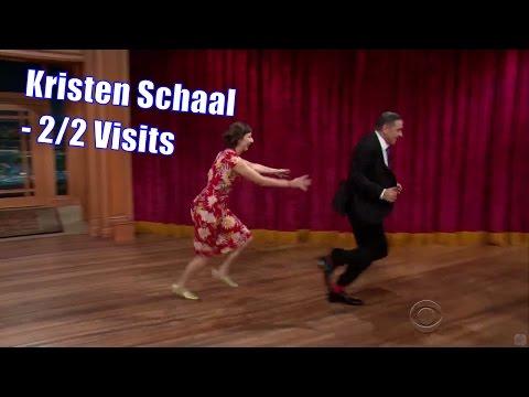 Kristen Schaal  The Audience Chants: Berlin, Berlin!  22 Visits In Chron. Order 3601080