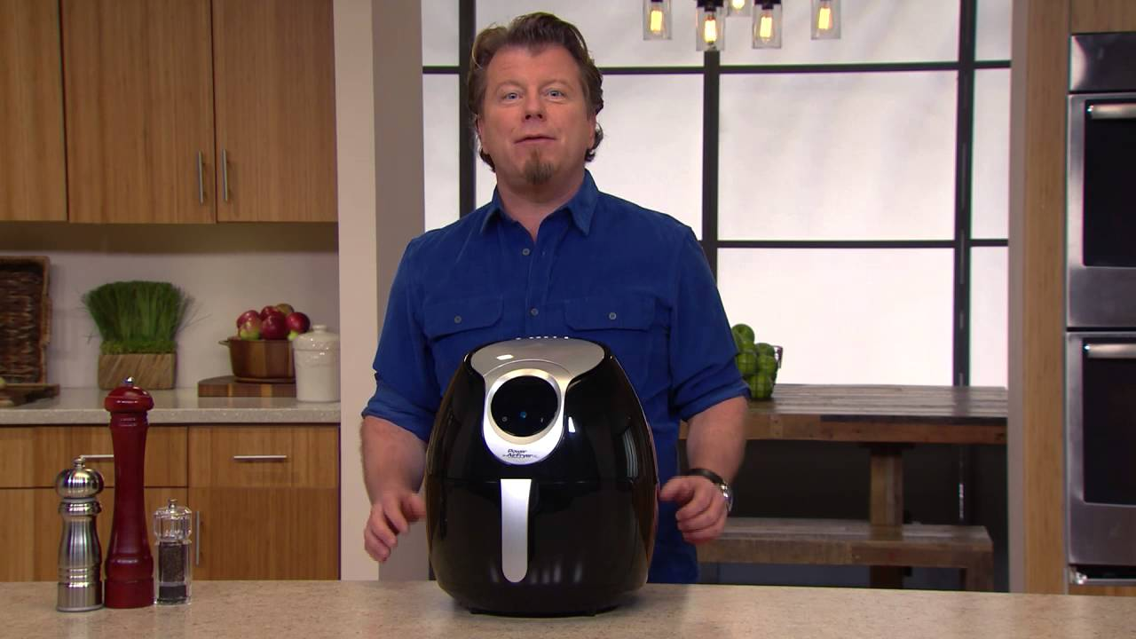 How To Clean Your Power Airfryer Xl Youtube
