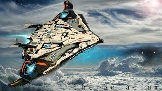 The Solacium LEGO spaceship – Brickworld Chicago 2015