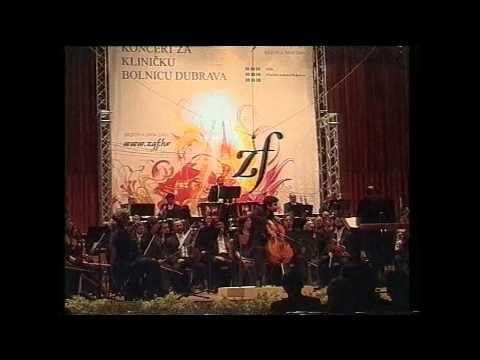 Dvorak Cello Concerto: Dmitry Prokofiev, Milan Horvat, Zagreb Philharmonic Orch., 4/4