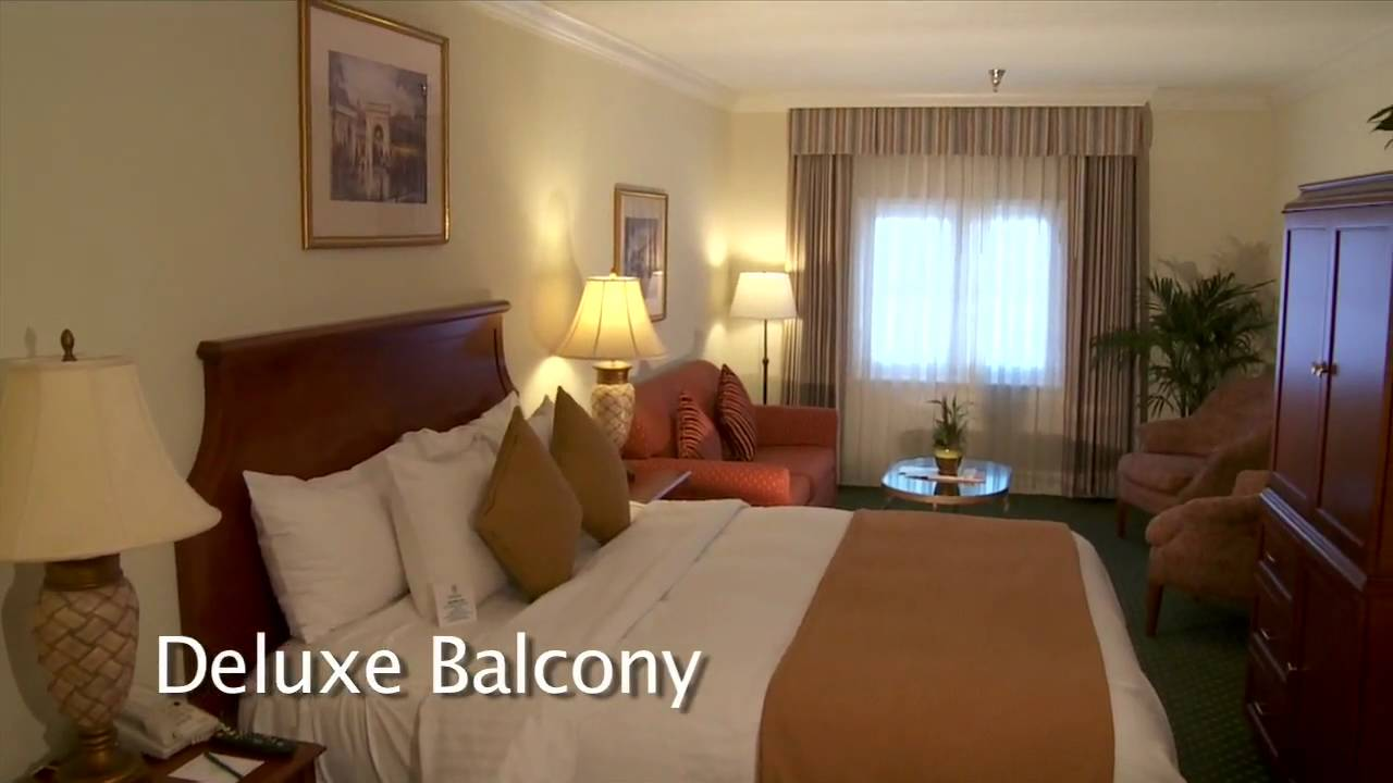 The maison dupuy hotel deluxe balcony room preview youtube for Deluxe balcony