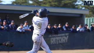 2018 CSUMB Baseball Game Day Hype Video