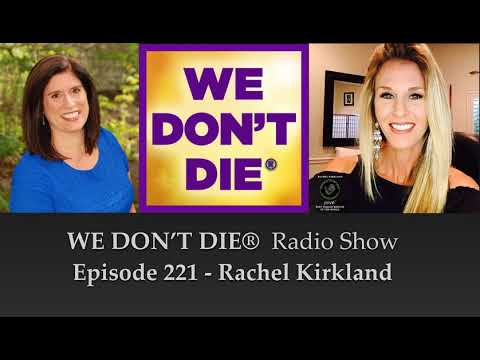 "Episode 221 Rachel Kirkland ""The Modern Shaman"" on Developing Our Own Abilities"