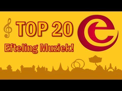 Mijn Top 20 Beste Efteling Muziek!