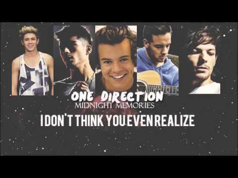 One Direction   Midnight Memories Full Album   Lyrics  u0026 Pictures