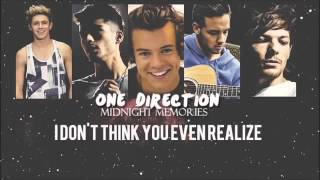 One Direction   Midnight Memories Full Album   Lyrics  u0026 Pictures