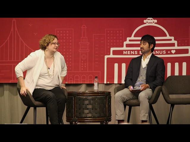 Jocelyn Goldfein (Zetta Venture Partners) Closing Fireside - MIT AI Conference 2019