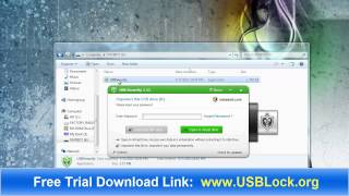 How To Password Protect USB Drives Easily