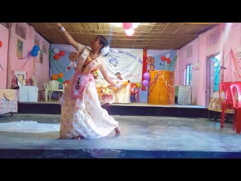 Namami Brahmaputra dance performance in reunion (KSSVN)