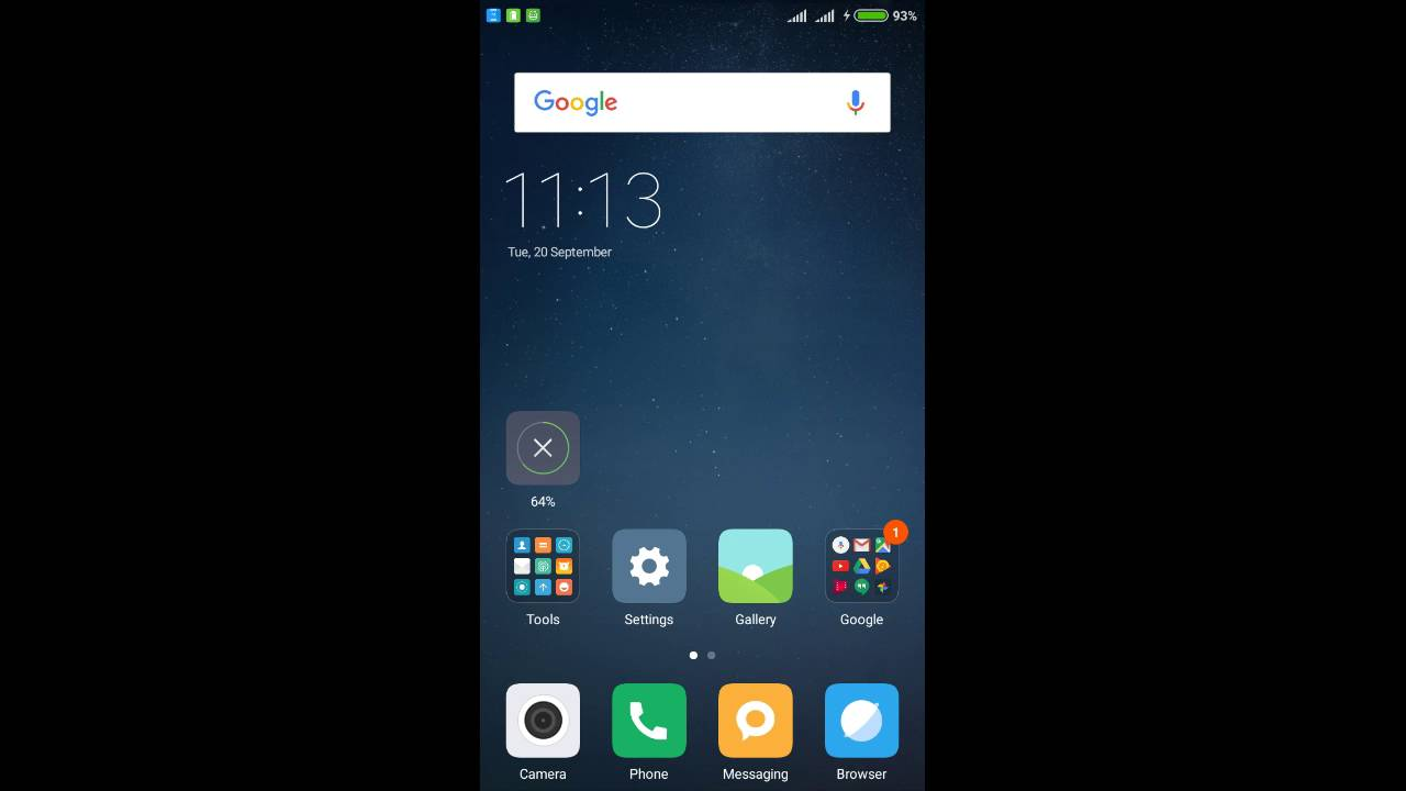 How To Apply Live Wallpaper In Miui 8 Youtube
