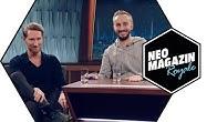 Louis Klamroth zu Gast im Neo Magazin Royale mit Jan Böhmermann - ZDFneo