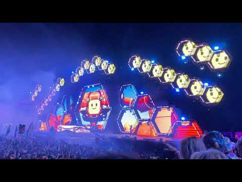 INSANE EXCISION SET at EDC ORLANDO 2019 - VIP Circuit Grounds Upper Deck