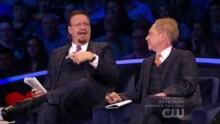 Video Search For Penn Teller Fool Us Tv Program