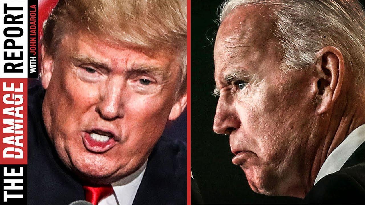Trump's Wall Falls Under Joe Biden