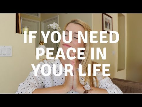 5 Steps to a More Peaceful Life