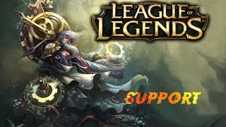 League of Legends Support Zilean, /w Kitaro: Still Learning the Game