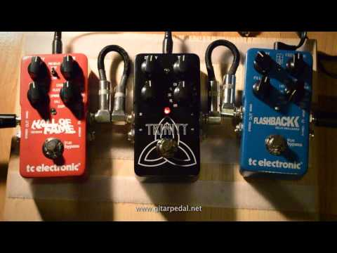 TC Electronic Hall Of Fame Reverb Pedal Vs. Trinity Reverb Pedal