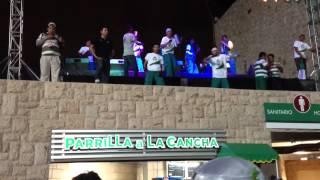 Orkeston Loco - Festejando Campeonato de Santos 2012