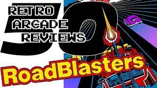 Retro Arcade Reviews   Roadblasters