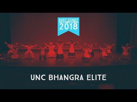 UNC Bhangra Elite @ East Coast Showdown 2018