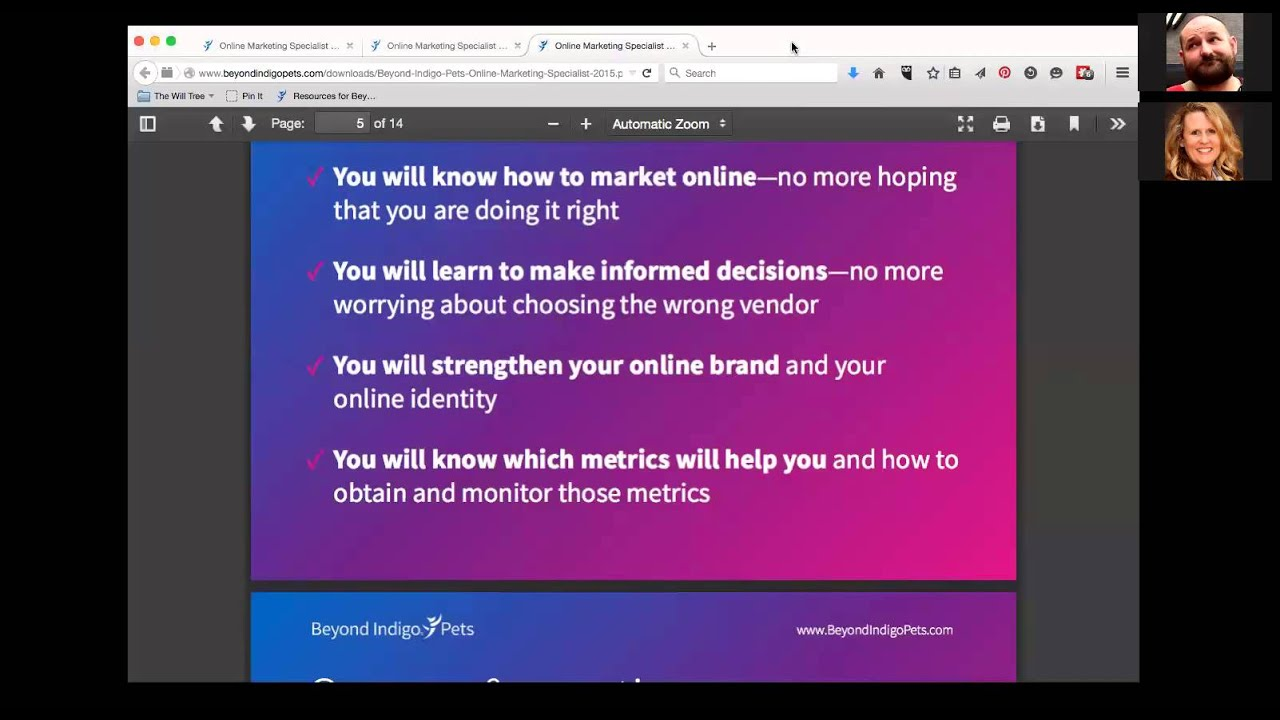how to be an online marketing specialist - Online Marketing Specialist