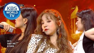 (G)I-DLE (여자)아이들 - Senorita[Music Bank/2019.03.15]