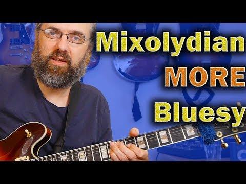 Make Mixolydian MORE Bluesy