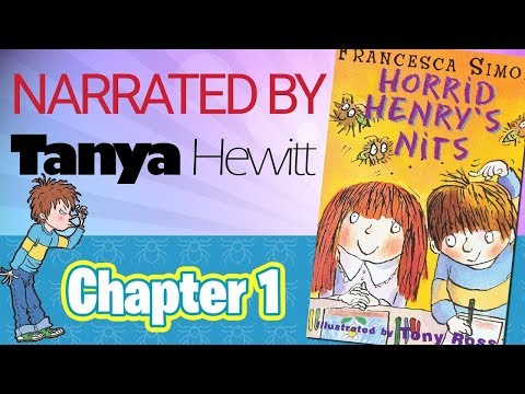 Horrid Henry Nits - Chapter 1 (Francesca Simon; voice: Tanya Hewitt )