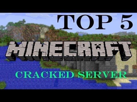 My Top 5 Minecraft Cracked Server List 1.7.2   (12