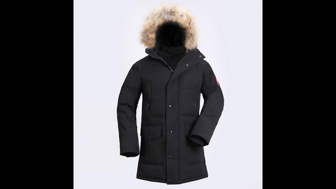Мужские Пуховики - зима - фото - 2018 / Men's Jackets - Winter .