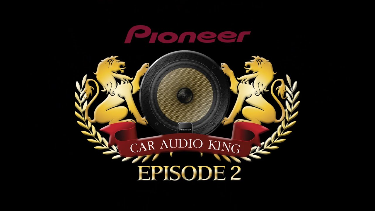car wallpaper - Pioneer Car Audio Wallpaper