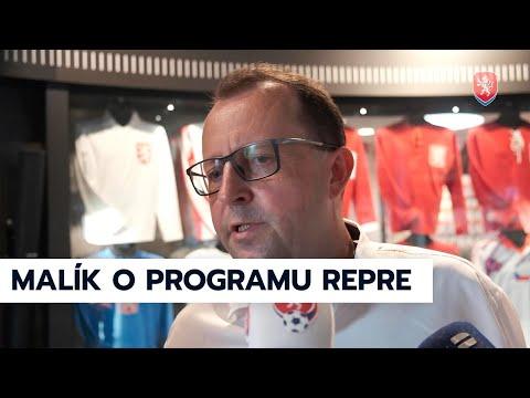 Předseda FAČR Martin Malík o smlouvě trenéra i nejbližší programu reprezentace