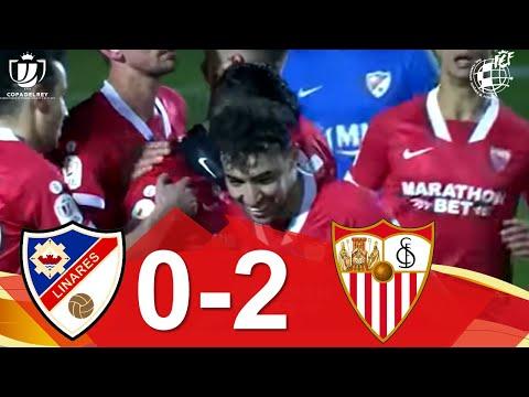 Linares Sevilla Goals And Highlights