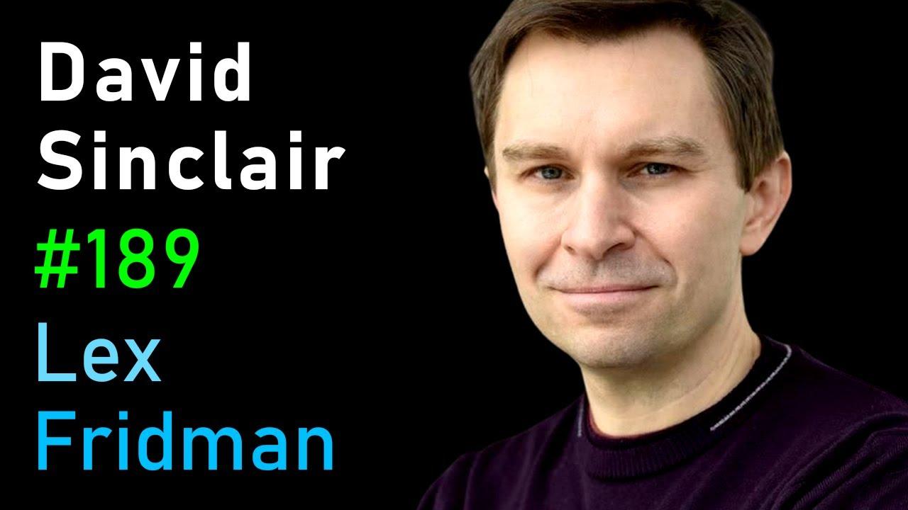 David Sinclair: Extending the Human Lifespan Beyond 100 Years | Lex Fridman Podcast #189