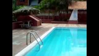 Margarita Island Vacation Rental Apt-View of the Pool Area