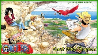 One Piece - Color Walk Compendium Unboxing! ワンピース Mp3