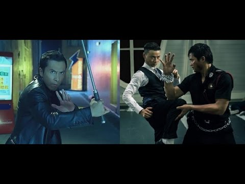 Kill Zone 1 and 2 (2005, 2015) - Hong Kong...