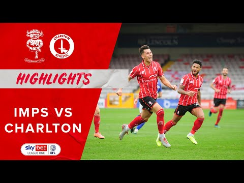 Lincoln Charlton Goals And Highlights