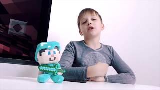 ЕГОР и СТИВ Как спуститься в ад в #МАЙНКРАФТ MINECRAFT Обзор приложения Видео для детей