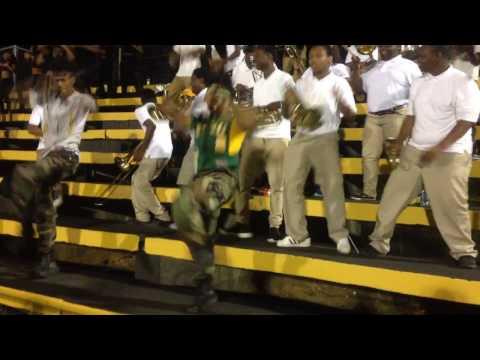 "Central High Drum Majors Hayneville, Al ""Make it funky"" 2016-2017"