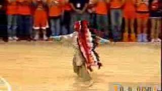 Chief Illiniwek Last Dance - February 21, 2007
