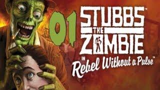 Stubbs The Zombie - Je suis un zombie! - Let