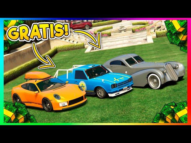😍 NEUER COMET S2 + 2 NEUE GRATIS AUTOS! NEUE EVENTWOCHE IN GTA ONLINE! | GTA 5 News 😍